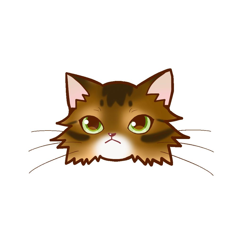 猫イラストまんじゅうソマリルディ