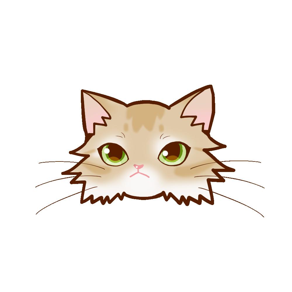 猫イラストまんじゅうソマリフォーン
