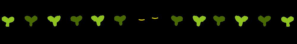 双葉と2匹の猫のライン