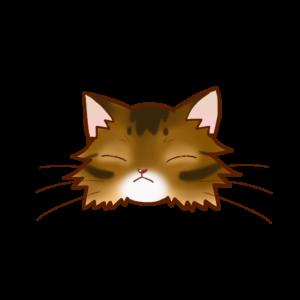 猫イラストまんじゅうソマリルディB