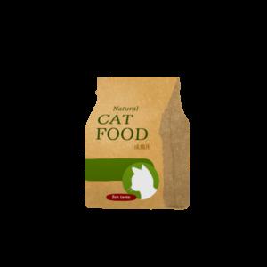 キャットフード成猫用-cat food senior-