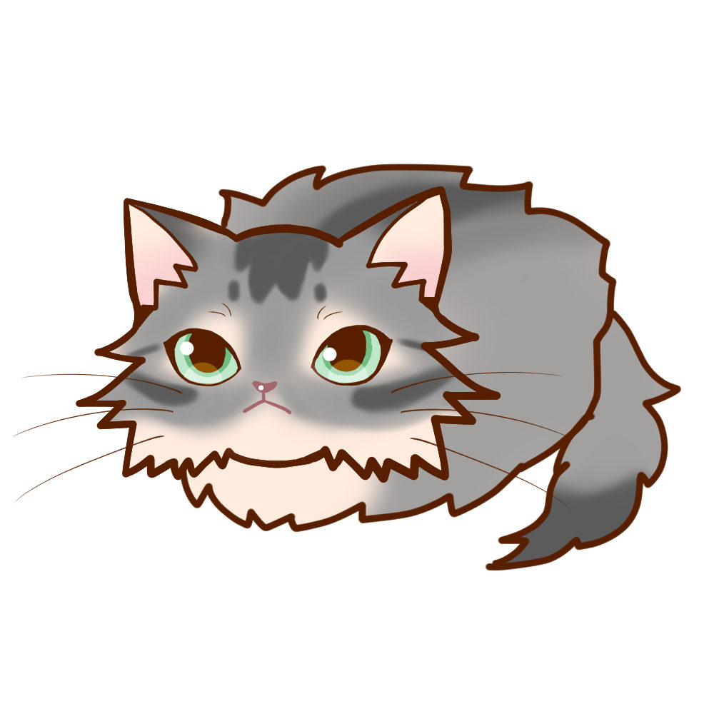 まんじゅうソマリブルー全身A-Manjyu cat somali-blue whole body A-