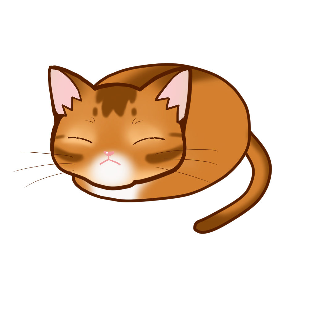 まんじゅうアビレッド全身B-Manju cat aby red whole body B-