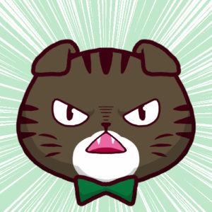 -sns-profile-cat-icon-oremimi3-SNSアイコン折れ耳猫3