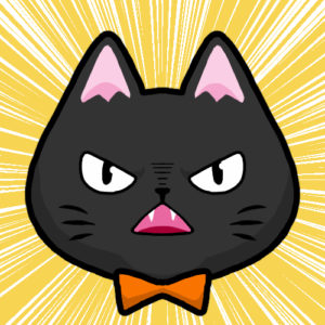 -sns-profile-cat-icon-black2-SNSアイコン黒猫3怒り顔