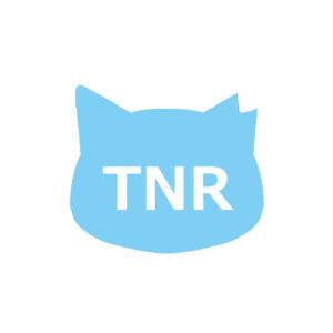 TNR活動さくらねこアイコン1ブルー