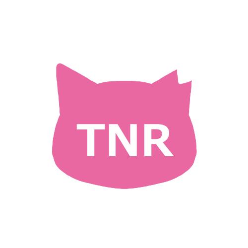 TNR活動さくらねこアイコン1ピンク