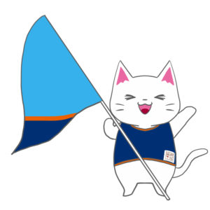 サッカー横浜FCフラッグ