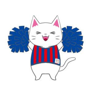サッカーFC東京ポンポン