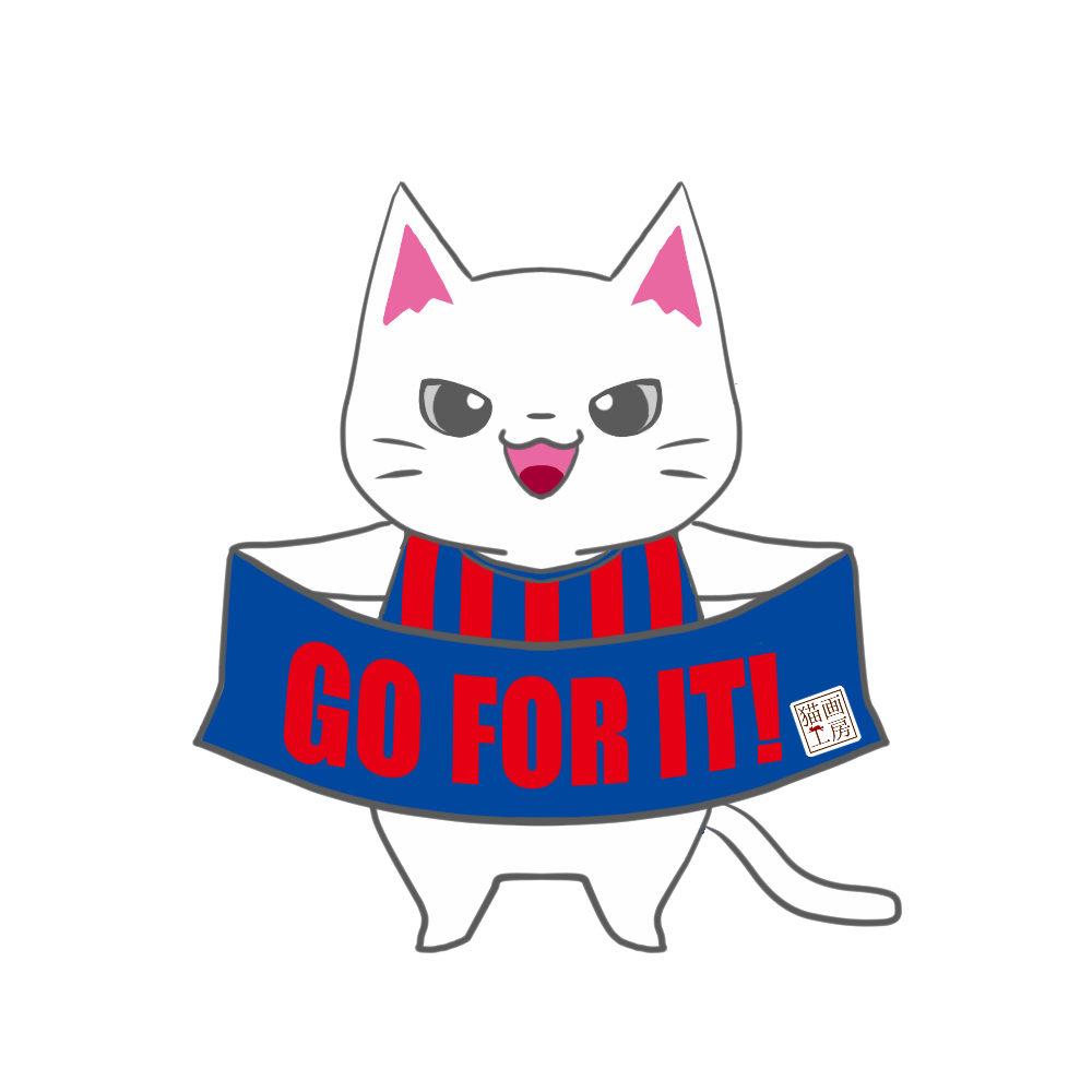 サッカーFC東京タオル